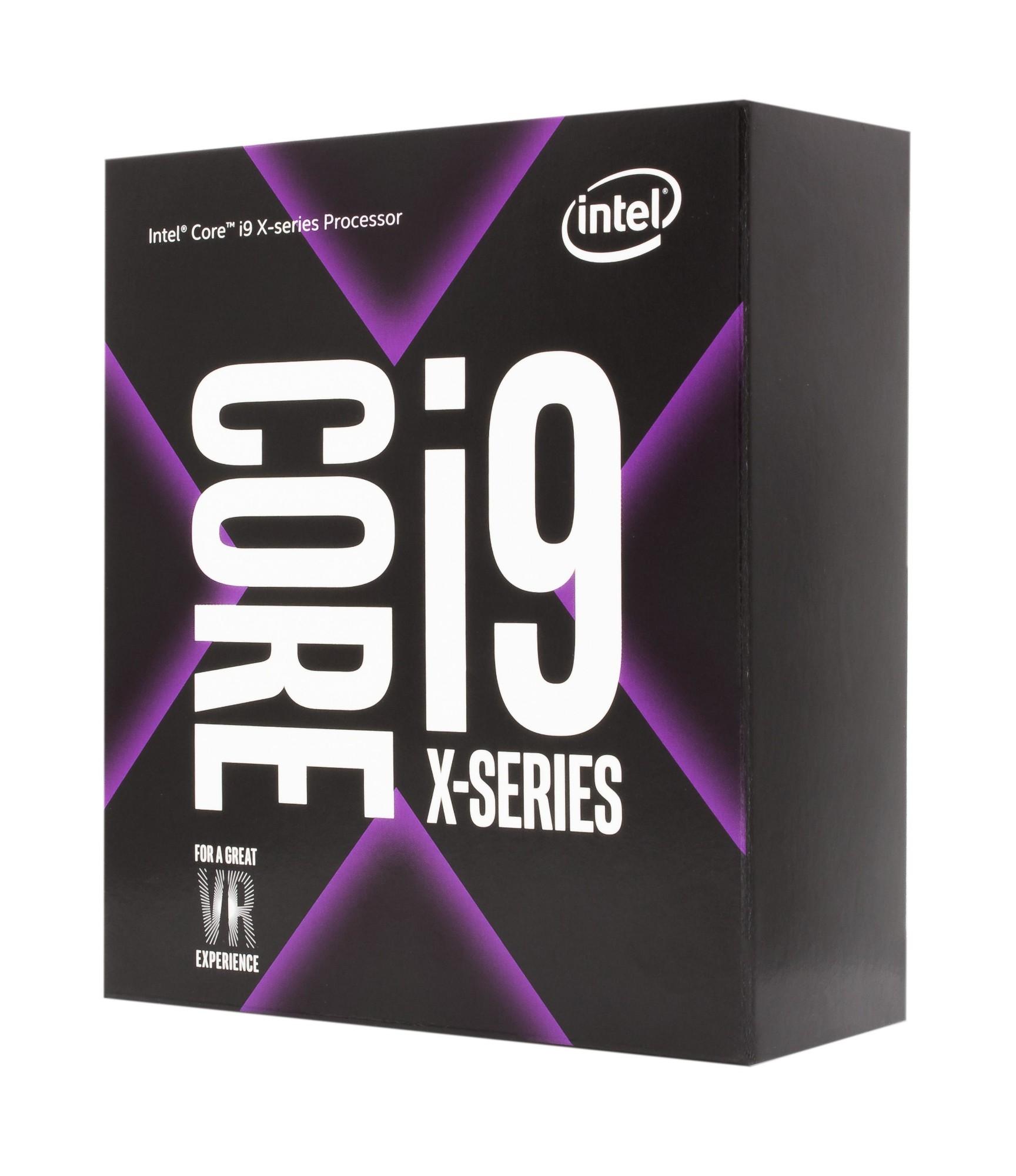 Intel Core i9-7920X processor 2.9 GHz Box 16.5 MB L3