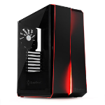 Silverstone RL07 Tower Black