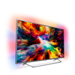 Philips 7300 series Ultraflacher 4K UHD-LED-Android-Fernseher 50PUS7303/12