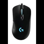 Logitech G403 PRODIGY mice USB 12000 DPI
