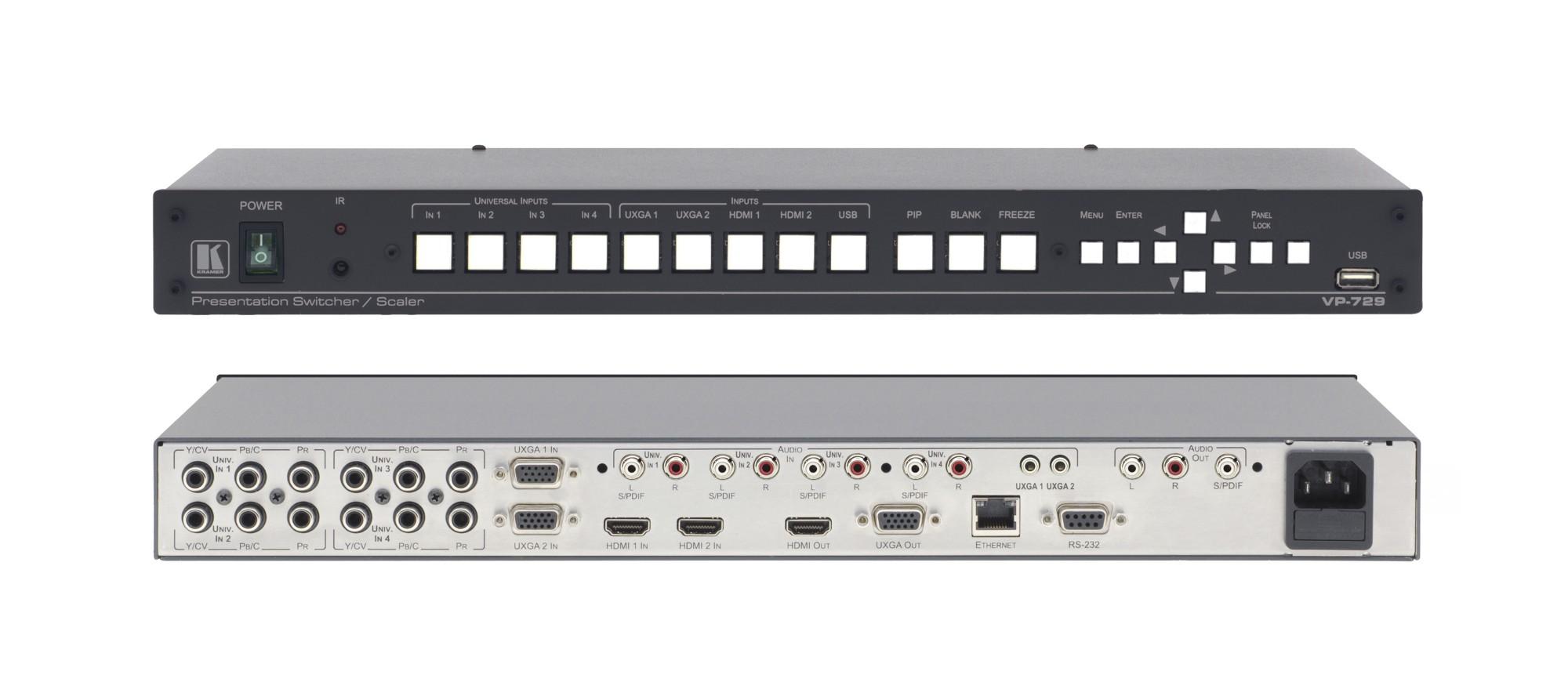 Kramer Electronics VP-729 video switch