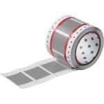 Brady PermaSleeve Heatex Grey Polyolefin 500 pc(s)
