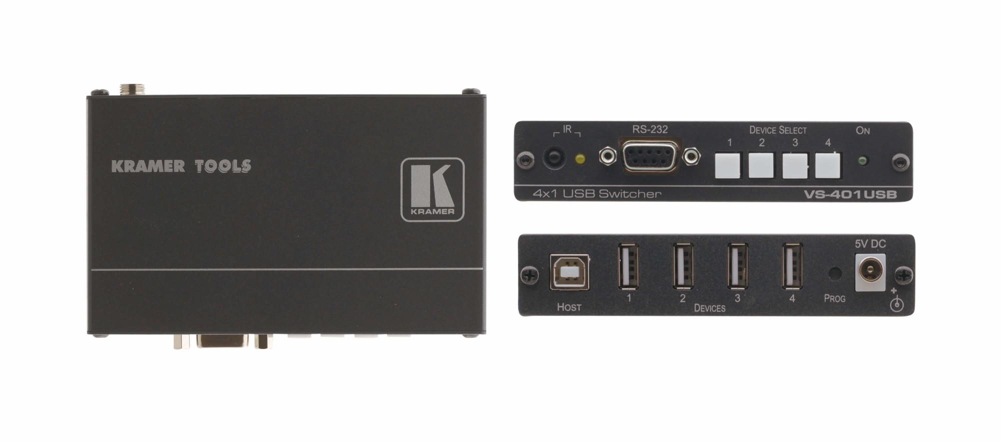 Kramer Electronics VS-401USB video switch