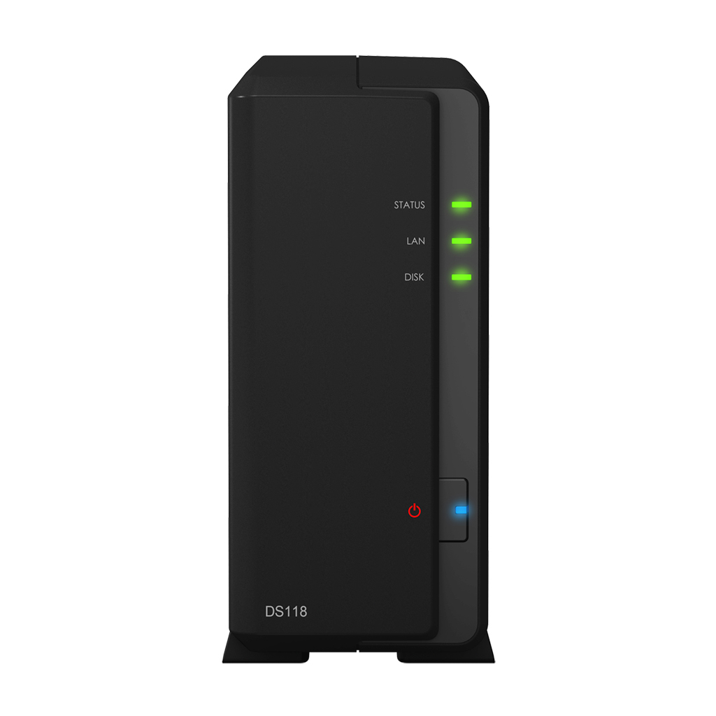 Synology DiskStation DS118