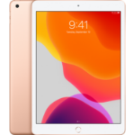 "Apple iPad 25.9 cm (10.2"") 128 GB Wi-Fi 5 (802.11ac) Gold iPadOS"
