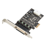 iTEC PCEPO4S Internal Serial interface cards/adapter
