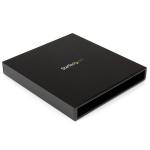 StarTech.com USB to Slimline SATA CD/DVD Optical Drive Enclosure