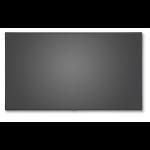 "NEC C series C861Q signage display 86"" LED 4K Ultra HD Digital signage flat panel Black"