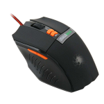 GAMEMAX Game Max Hurricane USB Wired programmable Gaming Mouse