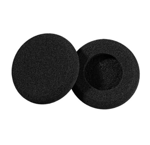 Sennheiser HZP 21 headphone pillow Black 2 pc(s)