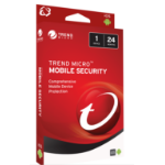 TREND MICRO Trend Micro Mobile Security 2017 (1 Device) 24mth