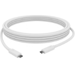 Vision TC 1MUSBC 1m USB C USB C Male Male White USB cable