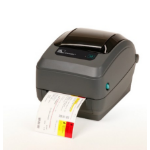 Zebra GX430t label printer Thermal transfer 300 x 300 DPI Wired