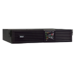 Tripp Lite SmartOnline 200-240V 3kVA 2.5kW On-Line Double-Conversion UPS, Extended Run, SNMP, Webcard, 2U Rack/Tower, USB, DB9 Serial