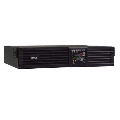Tripp Lite SmartOnline 200-240V 3kVA 2.5kW On-Line Double-Conversion UPS, Extended Run, SNMP, Webcard, 2U Rack/Tower, USB, DB9 Serial