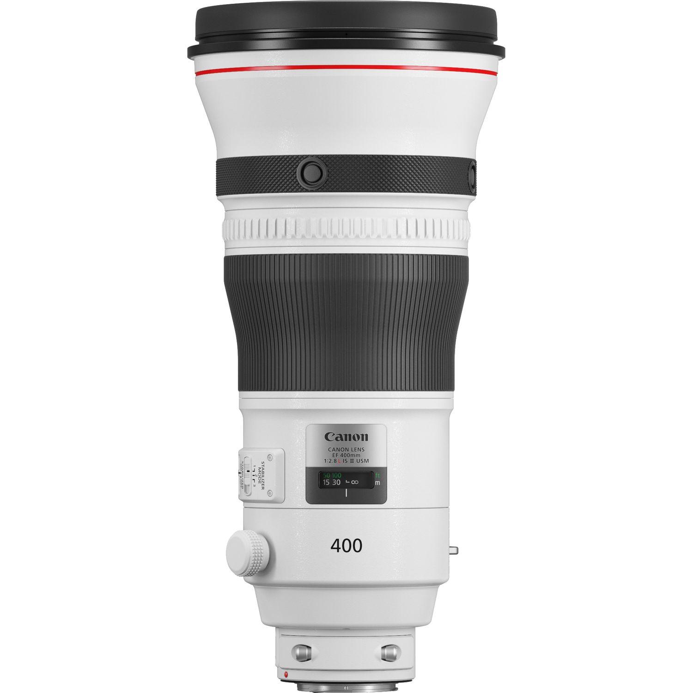 Canon EF 400mm f/2.8L IS III USM SLR Telephoto lens Black,White