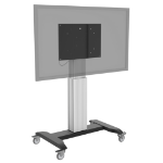 "Vision TM-IFP 75"" Portable Black,Grey TM-IFP WHEELS"
