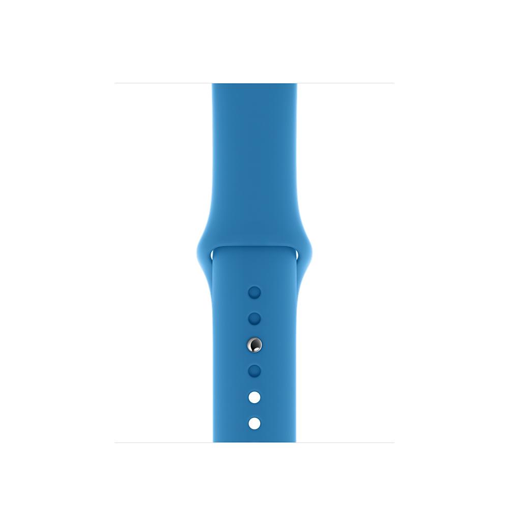 Apple MXNV2ZM/A smartwatch accessory Band Blue Fluoroelastomer