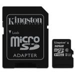 Kingston Technology 16GB microSDHC Class 10 UHS-I 45R Flash Card Far East Retail
