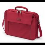 "Dicota D30917 17.3"" Briefcase Red notebook case"
