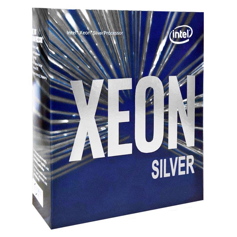 Intel Xeon 4112 processor 2.6 GHz Box 8.25 MB L3