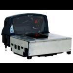 Honeywell Stratos 2422 Built-in bar code reader 1D Laser Black, Stainless steel