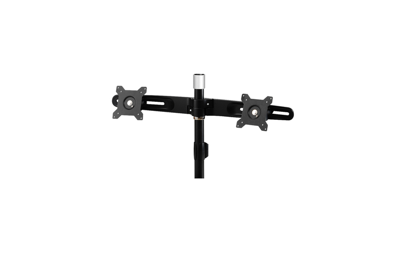 "Digitus DA-90342 24"" Black flat panel desk mount"