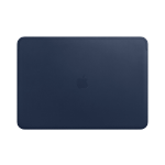 Apple Leather Sleeve for 15-inch MacBook Pro – Midnight Blue