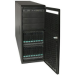 Intel P4216XXMHGC Rack 750W Black computer case