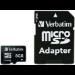 Verbatim 43967 8GB MicroSDHC Class 4 memory card