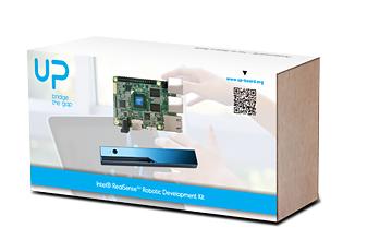 Intel RealSense Robotic Development Kit development board 1.44 MHz Intel® Atom™