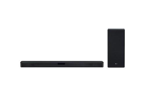 LG SL5Y soundbar speaker 2.1 channels 400 W Black