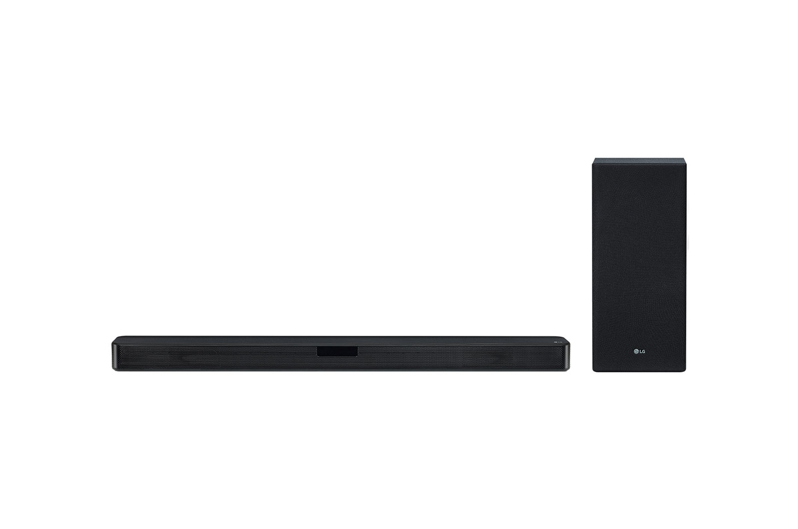 LG SL5Y soundbar speaker 2.1 channels 400 W Black
