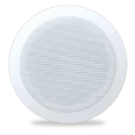 Pyle PD-IC51RD White loudspeaker