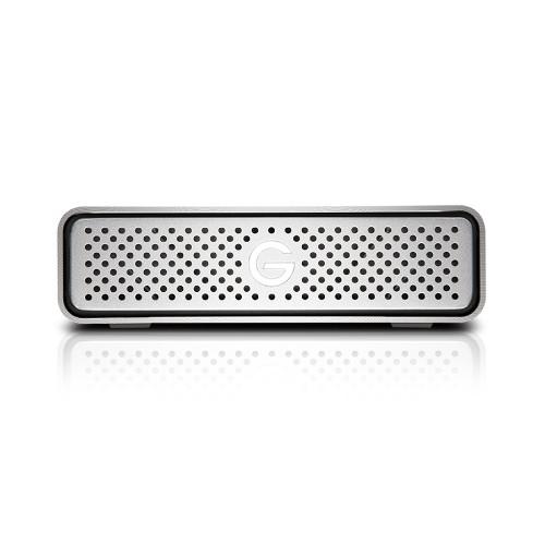 G-Technology G-DRIVE USB external hard drive 6000 GB Silver