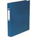 Elba 400001508 ring binder PVC Blue