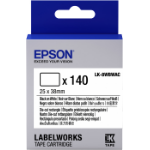 Epson LK-8WBWAC labelprinter-tape