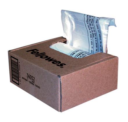 Fellowes Shredder Bags