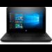 "HP Stream x360 11-aa011na 1.6GHz N3060 Intel® Celeron® 11.6"" 1366 x 768pixels Touchscreen Black Hybrid (2-in-1)"