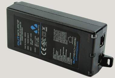 Veracity VOR-OSP PoE adapter