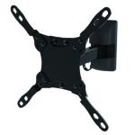 """Newstar NM-W115BLACK 32"""" Black flat panel wall mount"""