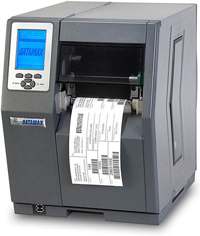 Datamax O'Neil H-Class H-4310X labelprinter Thermo transfer 300 x 300 DPI Bedraad
