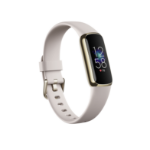 Fitbit Luxe AMOLED Wristband activity tracker Gold, White