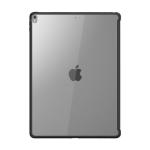 "i-Blason IPAD7-KBOARD-BK tablet case 10.2"" Skin case Black, Transparent"