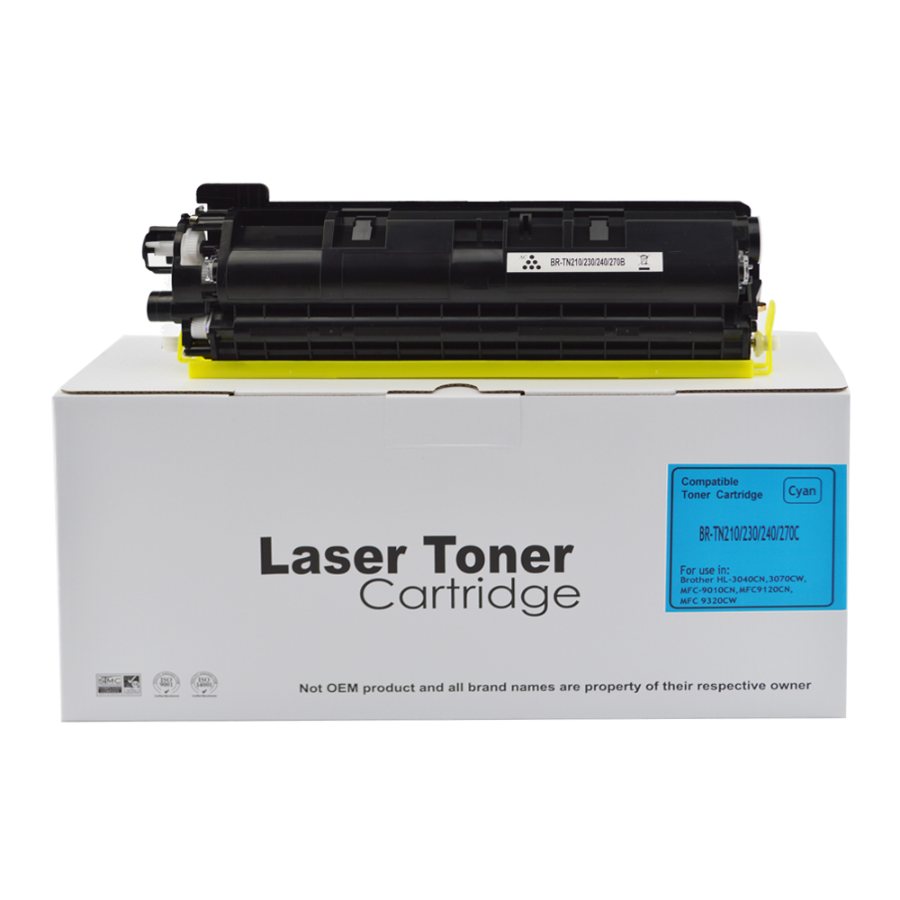 Remanufactured Brother TN230C Cyan Toner Cartridge