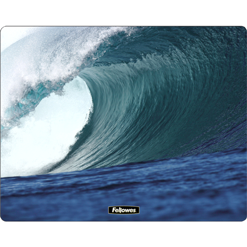 Fellowes Square Brite Mat Waves