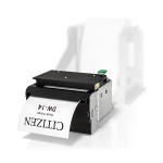 Citizen DW-14 Direct thermisch POS-printer 203 x 203 DPI