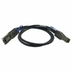 QNAP CAB-SAS20M-8644-8088 Serial Attached SCSI (SAS) cable 2 m Black