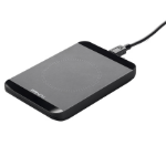 PNY P-AC-QI-KEU01-RB Indoor Black,Grey mobile device charger