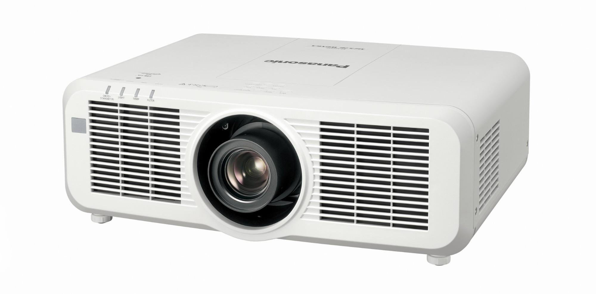 Panasonic PT-MZ570E Desktop projector 5500ANSI lumens 3LCD WUXGA (1920x1200) White data projector